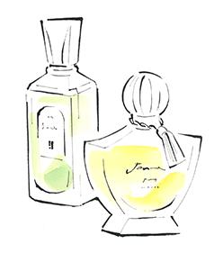 Parfum sfeer