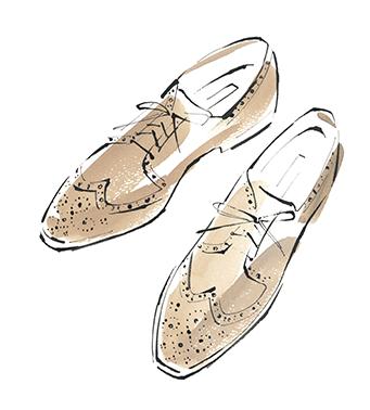 Schoenen sfeer