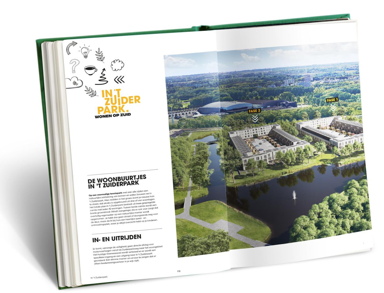 het Zuiderpark brochure