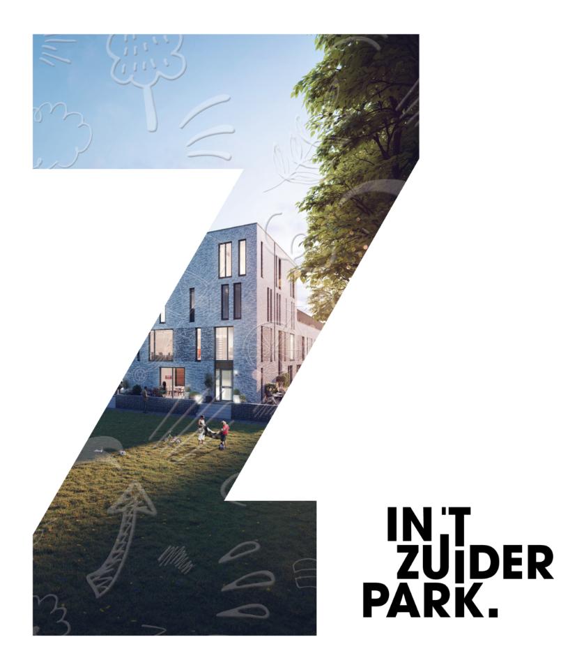 Logo In T Zuiderpark