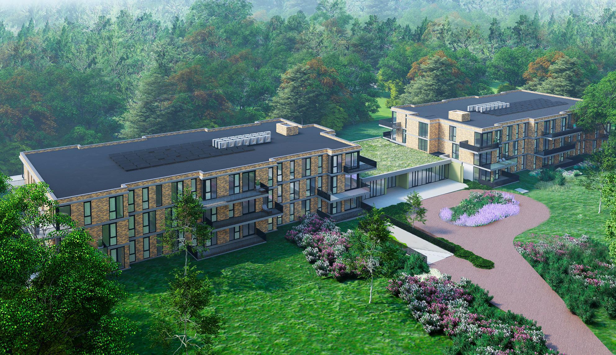Villa Woestduin Header